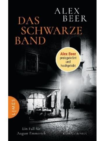 Limes Verlag Das schwarze Band