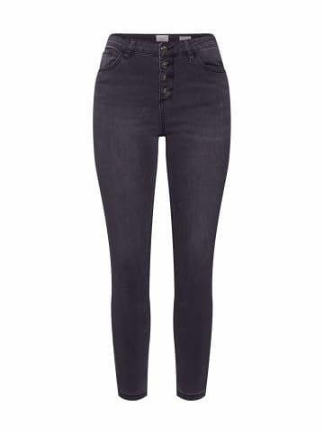 Hailys Jeans in dunkel-grau