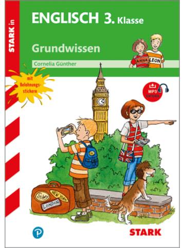 Stark Englisch Grundwissen, 3. Klasse, m. MP3-CD