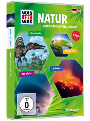 Universum DVD Was ist Was - Natur - Box1