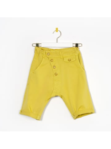 """OXOX Sommer shorts """"Marlis"""" in gelb"""