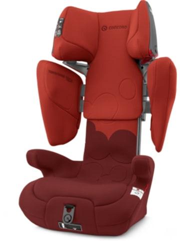 Concord Auto-Kindersitz Transformer Tech, Autumn Red