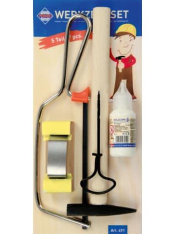 Pebaro Werkzeug-Set in Young Worker Tüte