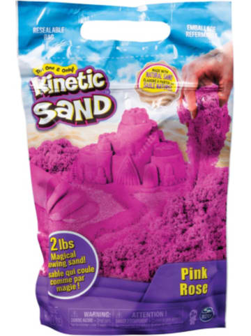 Spin Master Kinetic Sand pink, 907 g Beutel