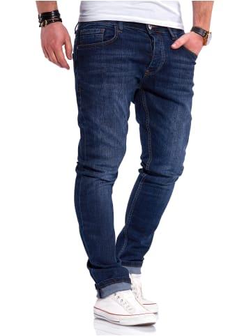 Rello & Reese  Jeans in dunkelblau