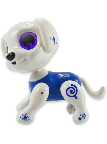 Gear2Play Robo Smart Puppy - Interaktiver Hund weiß/blau