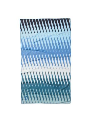 Nomadix Handtuch Ultralight Towel in Heatwave Blue Green