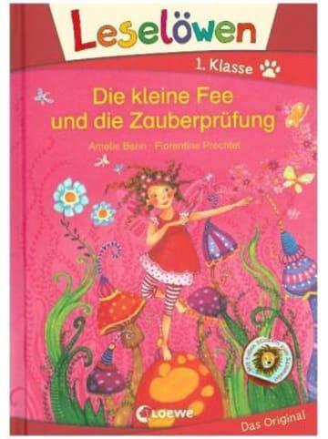 Loewe Verlag Leselöwen 1. Klasse - Die kleine Fee und die Zauberprüfung