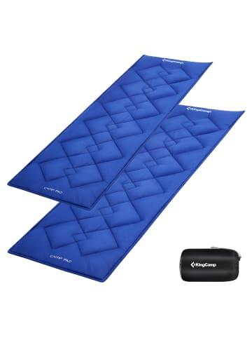 KingCamp Feldbett-Auflage Camp Pad in Dark Blue