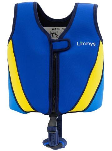 Limmys Schwimmweste für Kinder in blue/yellow