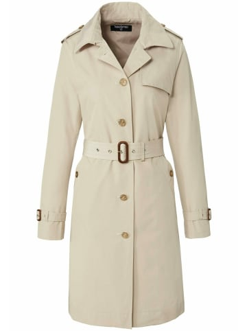 MYBC Mantel Trenchcoat in stein