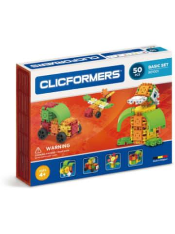 CLICFORMERS - Basic Set - 50 Stück