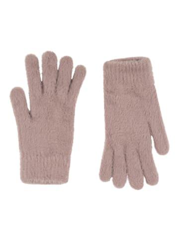 Six Handschuhe in transparent