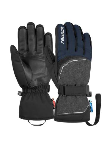 Reusch Fingerhandschuh Primus R-TEX® XT in blck/blck mela/dress blue