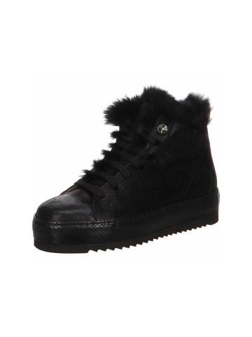 Donna Carolina Sneakers in schwarz