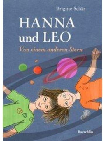 Baeschlin Hanna und Leo | Von einem anderen Stern