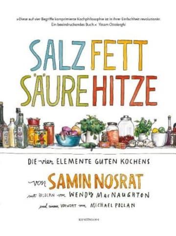 Verlag Antje Kunstmann Salz. Fett. Säure. Hitze