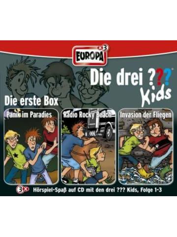 Sony Music Entertainment Die drei ???-Kids - Die 1. Box. Box.1, 3 Audio-CDs