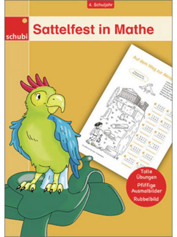 Westermann Lernspielverlag Sattelfest in Mathe, 4. Schuljahr