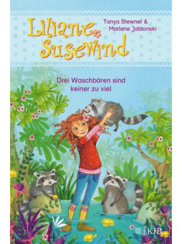 FISCHER KJB Liliane Susewind - Drei Waschbären sind keiner zu viel