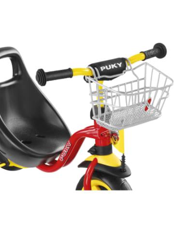 PUKY Lenkerkorb Dreirad und Roller LKDR, silber