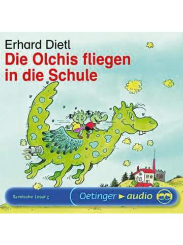 Die Olchis CD Die Olchis fliegen in die Schule, Audio-CD