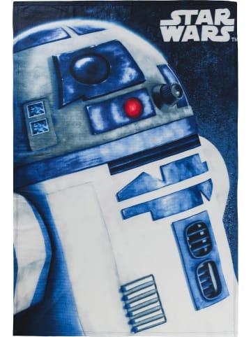 Character World Fleecedecke Star Wars R2D2, 100 x 150 cm