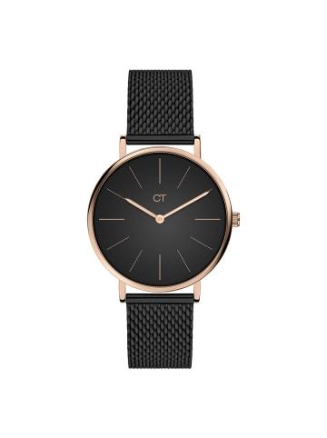 Cool Time Armbanduhr CT-R-W005-BM004 in schwarz