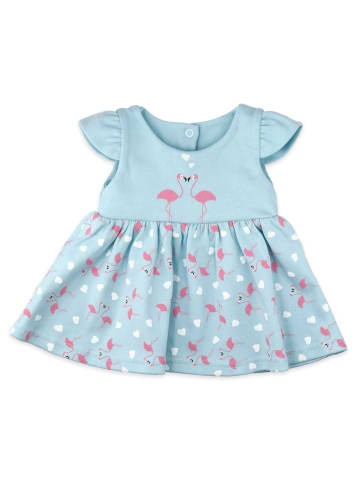 Baby Sweets Kleid Made with Love in bunt