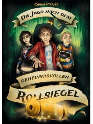Karim Pieritz Verlag Die Jagd nach dem geheimnisvollen Rollsiegel