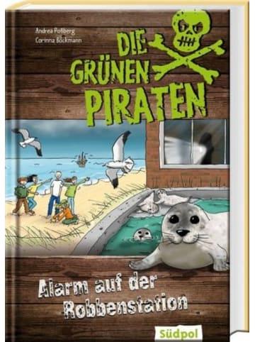 Südpol Die Grünen Piraten - Alarm auf der Robbenstation