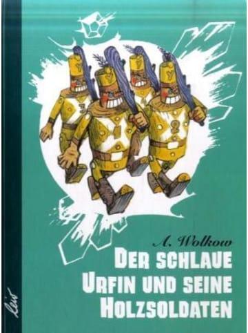 Leiv Der schlaue Urfin und seine Holzsoldaten