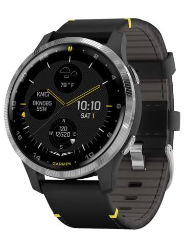 Garmin Piloten-Smartwatch D2 Air GPS Schwarz