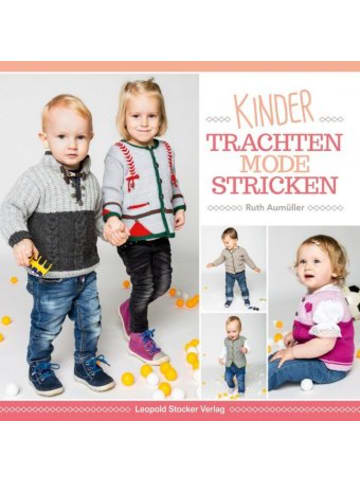 Stocker Kindertrachtenmode stricken