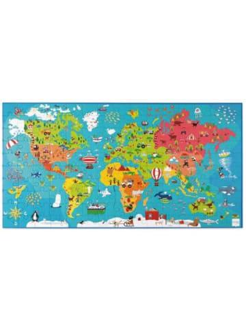 Carletto Puzzle XXL Weltkarte (Kinderpuzzle)