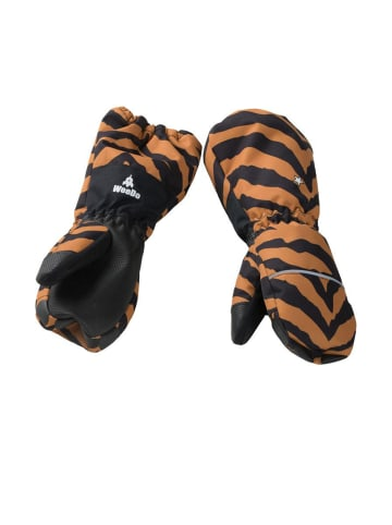 WeeDo Fausthandschuhe TIGERDO Tiger in tiger brown
