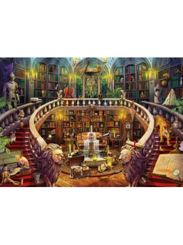 Educa Rätsel-Puzzle Alte Bibliothek, 500 Teile