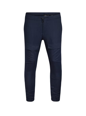 2Y Chino-Hose LUCA in navy