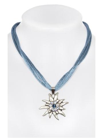 Schuhmacher Halskette mit Edelweiss 9196-4 jeans