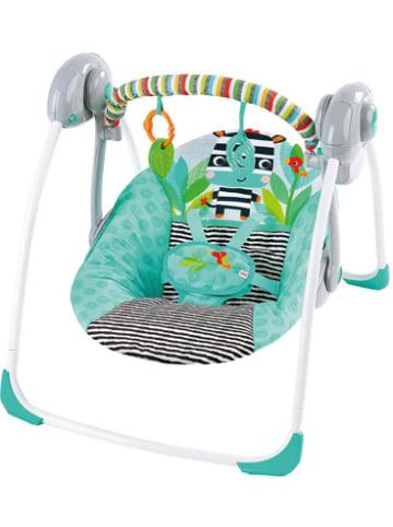 Bright Starts Tragbare Babyschaukel Zig Zag Zebra™