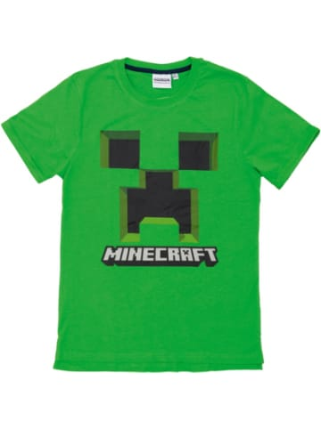 Minecraft T-Shirt Minecraft green 116cm
