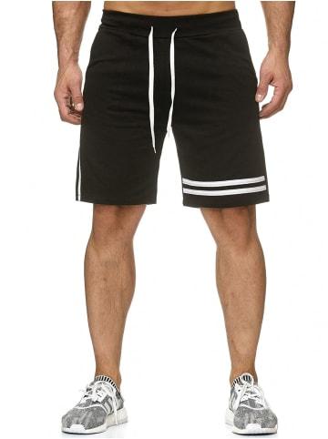 Mtx Sweat Shorts Bermuda Kurze Jogging Hose in Schwarz