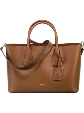 DKNY Megan - E/w Tote - Vachetta Leather Handtasche