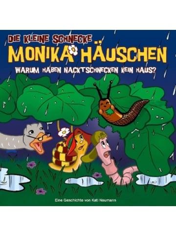 Universal Music Die kleine Schnecke, Monika Häuschen, Audio-CDs, 49 Warum haben Nacktschnecken kein Haus?, 1 Audio-CD
