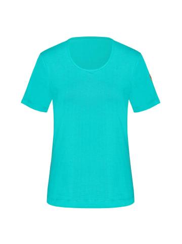 TAO Damen Freizeitshirt aus Bio-Baumwolle SELDA in mint