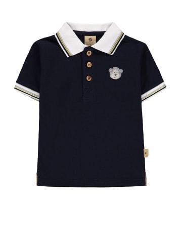 Bellybutton Poloshirt kurzärmlig in navy blazer