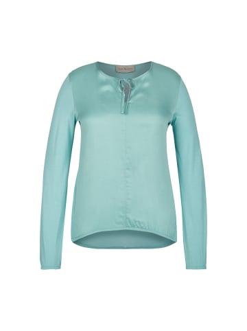 VIA APPIA Blusen-Shirt in jade