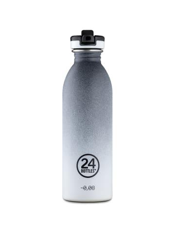 24Bottles Athleisure Urban Trinkflasche 500 ml in tempo grey