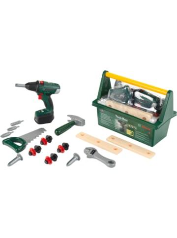 Theo Klein BOSCH Werkzeug Box mit Akkuschrauber