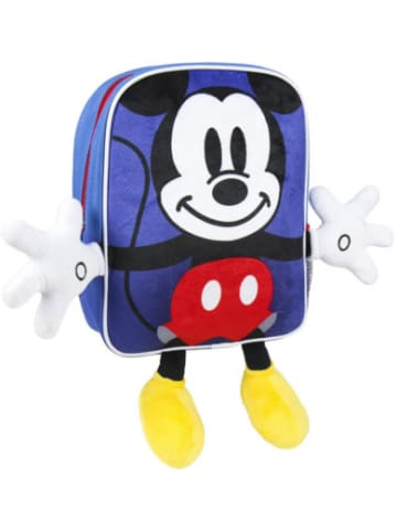Cerda 3D-Kinderrucksack Mickey Mouse blau